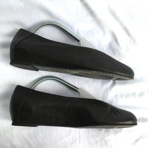 Eileen Fisher Shoes - Eileen Fisher Patch ballet flat hidden wedge black